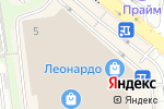 Схема проезда до компании Juice master в Новосибирске