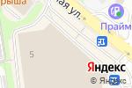 Схема проезда до компании СИННАБОН в Новосибирске