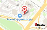Схема проезда до компании Новые Эмоции в Новосибирске