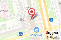 Схема проезда до компании Студия САН Мастер в Новосибирске