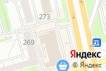 Схема проезда до компании Атекс Групп в Новосибирске