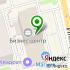 Местоположение компании МЕГАПОЛИС