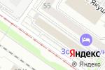 Схема проезда до компании Itc-Electronics в Новосибирске