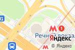 Схема проезда до компании Мастерская по ремонту часов в Новосибирске
