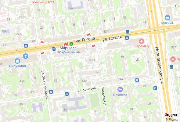 жилой комплекс Дом у метро Покрышкина