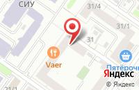 Схема проезда до компании Швейтехцентр-Сибирь в Новосибирске