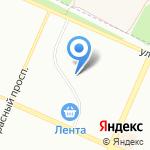 НикОлэнд на карте Новосибирска