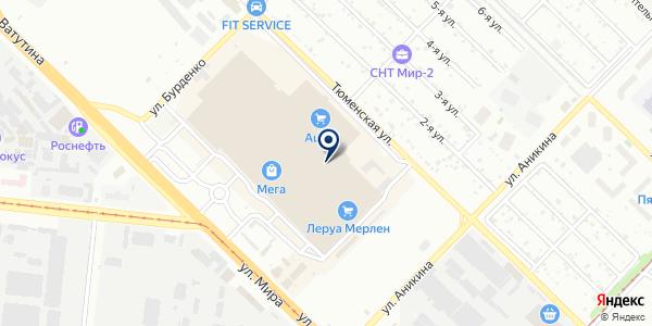 Линзмастер на карте Новосибирске