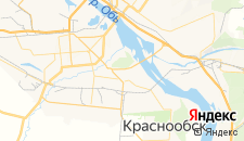 Гостиницы города Бугры на карте