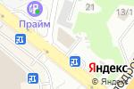 Схема проезда до компании СТО Лошадок в Новосибирске