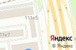 Схема проезда до компании Универсал, ЗАО в Новосибирске