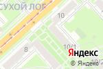 Схема проезда до компании СибПроектСервис в Новосибирске