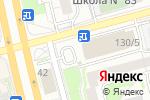 Схема проезда до компании Книгозор в Новосибирске