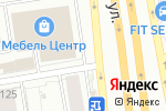 Схема проезда до компании Три слона в Новосибирске