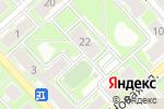 Схема проезда до компании Сибтехцентр-6 в Новосибирске