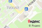 Схема проезда до компании НСК-Сети в Новосибирске