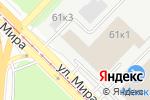 Схема проезда до компании Агростройтранс в Новосибирске