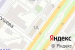 Схема проезда до компании Элси-НСК в Новосибирске