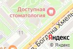 Схема проезда до компании МОТОБЛОКИ в Новосибирске