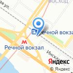 Планета 38 на карте Новосибирска
