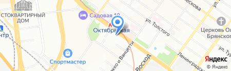 Ол!Гуд на карте Новосибирска