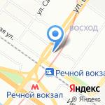 Сибирский Книжный Мир на карте Новосибирска