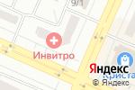Схема проезда до компании Здравушка в Новосибирске