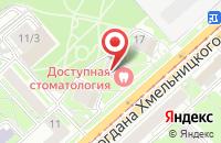 Схема проезда до компании Тётя-Мотя в Астрахани