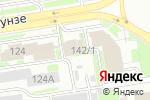 Схема проезда до компании Спортстайл в Новосибирске