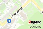Схема проезда до компании Центр Световых Технологий в Новосибирске