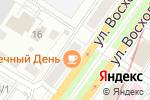 Схема проезда до компании Подсолнухи в Новосибирске