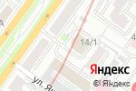 Схема проезда до компании Фэн Хуа в Новосибирске