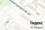 Схема проезда до компании Архимед в Новосибирске
