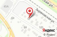 Схема проезда до компании Амели Стиль в Новосибирске