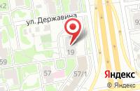 Схема проезда до компании Мясной Двор в Новосибирске