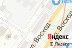 Схема проезда до компании Ключ сервис в Новосибирске