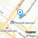 Viki на карте Новосибирска