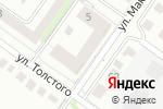 Схема проезда до компании Префарм в Новосибирске