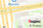 Схема проезда до компании Гелеон Маркет в Новосибирске