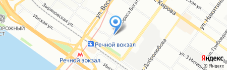 AGEL на карте Новосибирска