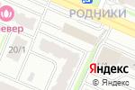 Схема проезда до компании Майя в Новосибирске