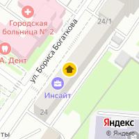 Световой день по адресу Россия, Новосибирская область, Новосибирск, ул. Бориса Богаткова,24