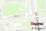Схема проезда до компании El major в Новосибирске