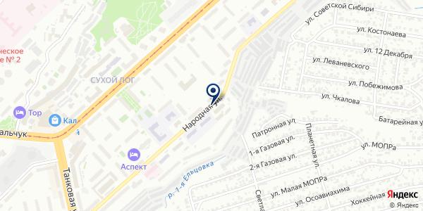 Hood-shop.ru на карте Новосибирске