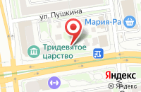Схема проезда до компании Кафе в Михайловске