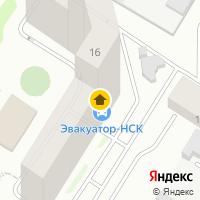Световой день по адресу Россия, Новосибирская область, Новосибирск, ул. Военная,16