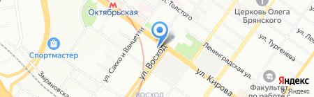 1000AMPER.RU на карте Новосибирска