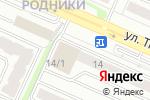 Схема проезда до компании Магазин одежды в Новосибирске