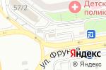 Схема проезда до компании Энергия в Новосибирске