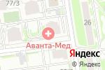 Схема проезда до компании Новосибирский Билингвистический Монтессори-Центр в Новосибирске